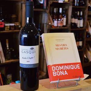 Château Gasqui Vin rouge cuvée Roche d'enfer 2012
