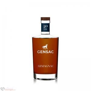 Armagnac Gensac 20 ans d'âge