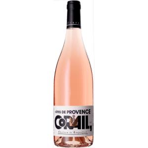 Château de Roquefort Vin rosé cuvée Corail 2019