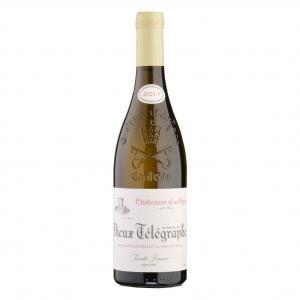 Domaine du Vieux Télégraphe Vin blanc Châteauneuf du Pape 2017