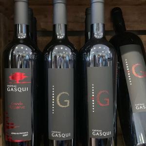 Château Gasqui Vin blanc cuvée le Point G 2017