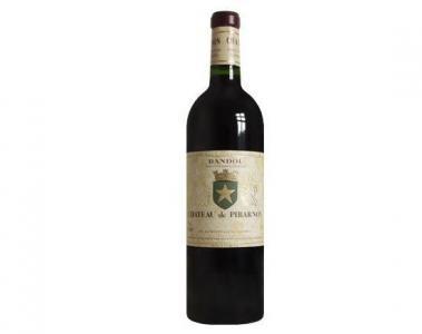 Château de Pibarnon Vin rouge 2004