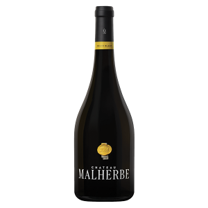 Château Malherbe Vin blanc cuvée Grand blanc 2014