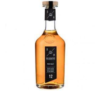 Whisky BM Signature 12 ans d'âge