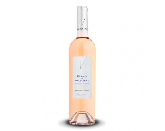 Château la Valetanne Vin rosé cuvée vieilles vignes 2019